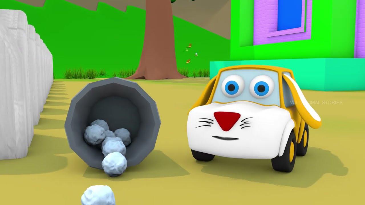 लालची कुत्ता - Greedy Dog Hindi Kahaniya - Panchatantra Moral Stories 3D Animated Tales