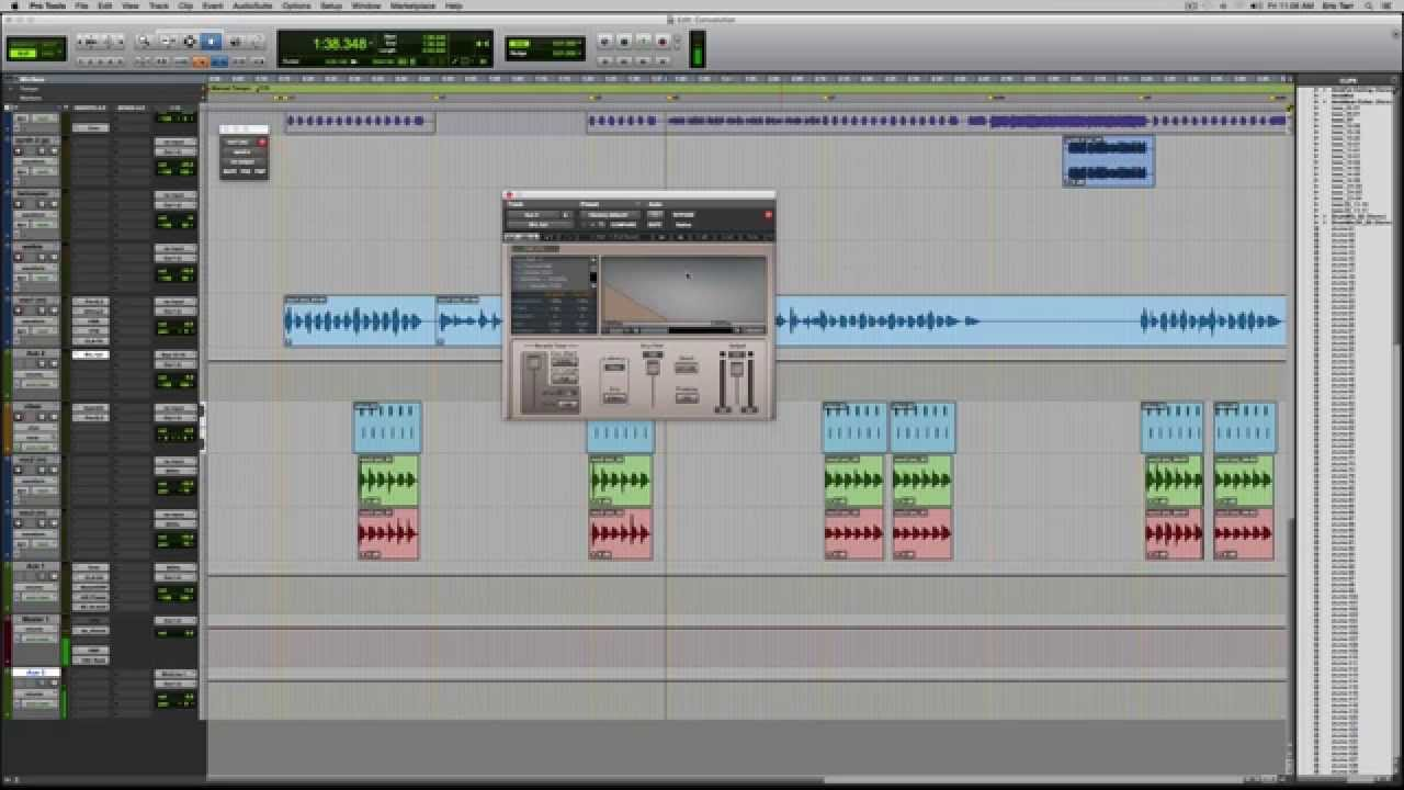 How to Add a Custom Tonal Reverb to Your Mix