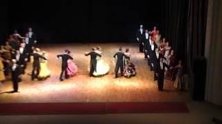Танцы мира. Севастопольский академический театр танца Вадима Елизарова