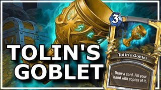 Hearthstone - Best of Tolin