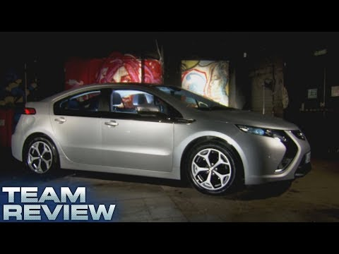 Vauxhall Ampera (Team Review) – Fifth Gear