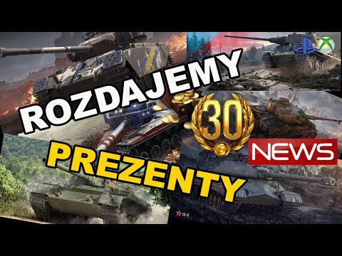 News !!! Rozdajemy prezenty World of Tanks Xbox One/Ps4 thumbnail