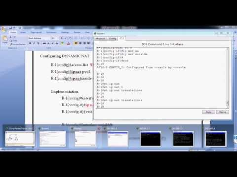 CCNA RS  TOPIC  : NETWORK ADDRESS TRANSLATION  by sikandar CCIE (RS/SP) #35012