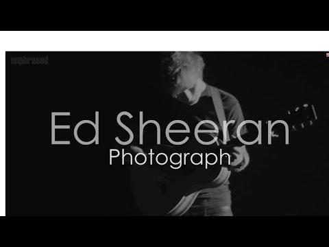 ED SHEERAN - PHOTOGRAPH [HQ LYRICS WITH FAN VIDEO]