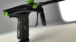 Machine Vapor Paintball Gun Testing