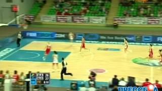 Баскетбол. ЧЕ 2011. Беларусь - Россия