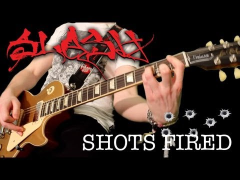 'SHOTS FIRED' by Slash, Myles & Co - Full Instrumental Cover Performed by Karl, Lion & Niko