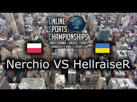 Nerchio VS HellraiseR - SEA Masters Cup 107 - Group C - polski komentarz