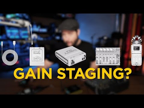 Gain Staging: Everything You Need To Know