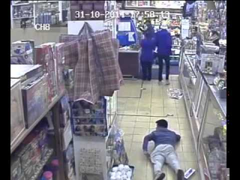 Silvertree store robbery, Western Cape 31/10/2014