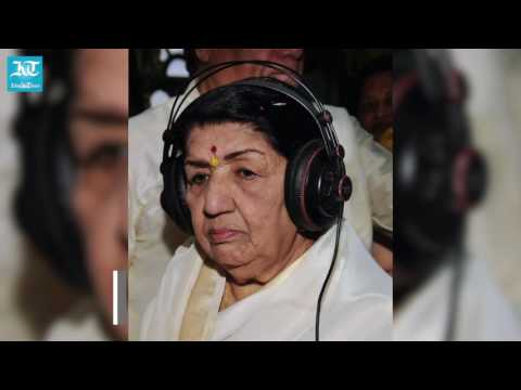 Today is the 87th birthday of Lata Mangeshkar, but she won't celebrate it