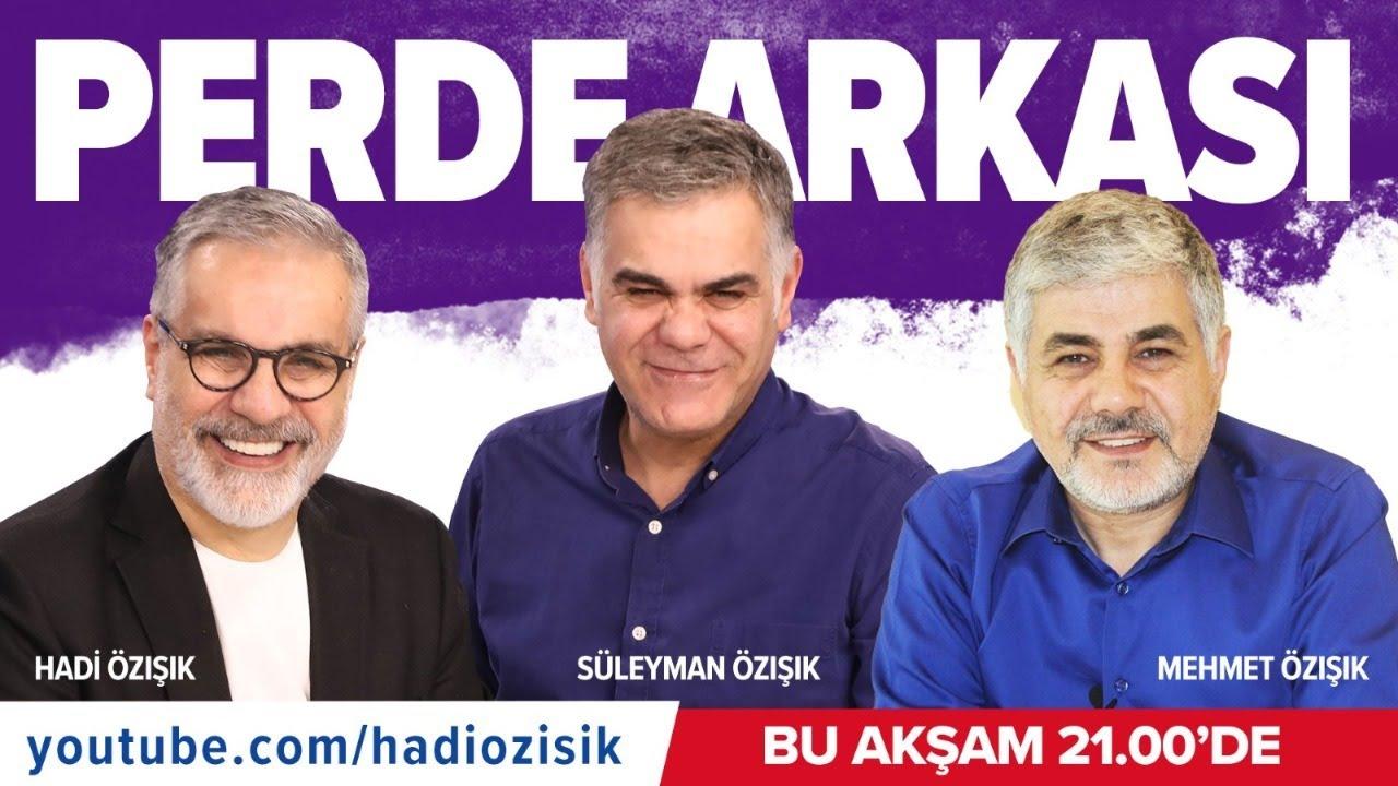 HADİ ÖZIŞIK, SÜLEYMAN ÖZIŞIK VE MEHMET ÖZIŞIK KARDEŞLER PERDE ARKASI'NDA -  YouTube