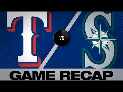 4/25/19: Healy, Gonzales power Mariners to 14-2 win