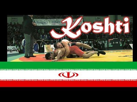 Koshti - Americans Wrestling in Iran by Braden Barty