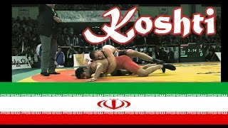 Koshti - Americans Wrestling in Iran (Coming on iTunes 2016) by Braden Barty