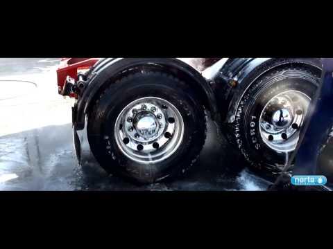 Nerta  - Truck Washing - 200 Ml Soap, One Man, Less Than 15 Minutes.