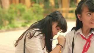 Clip chia tay cảm động của các bạn học sinh tại Hà Nội