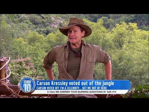 I'm A Celebrity Australia 2017: Carson Kressley