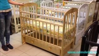 Обзор детской кроватки