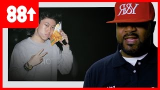Ghostface Killah came up with Wu-Tang's name, talks Rich Chigga and Bruce Lee!