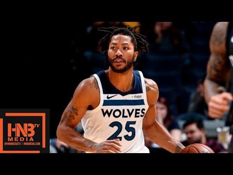 Minnesota Timberwolves vs Brooklyn Nets Full Game Highlights   11.23.2018, NBA Season