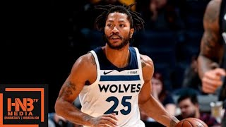 Minnesota Timberwolves vs Brooklyn Nets Full Game Highlights | 11.23.2018, NBA Season