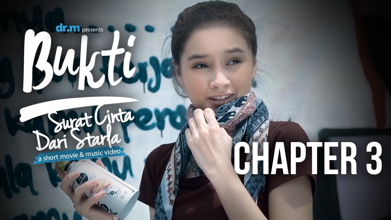 Bukti Surat Cinta Dari Starla Jefri Nichol Caitlin Chapter 3 Short Movie