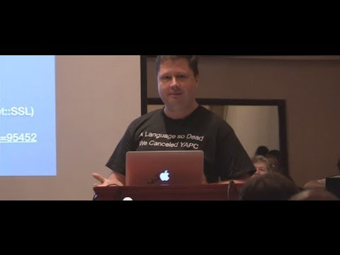 Todd Rinaldo (toddr) - perlcc made easy or, how to make a CGI Moose app
