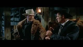 Крутые ребята Кларк Гейбл и Джейн Рассел Вестерн 1955 год Кино
