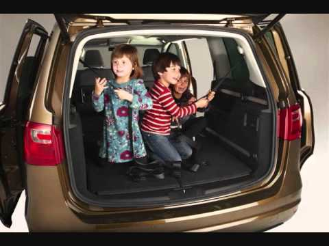 How to change headlight bulb   Seat Alhambra