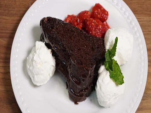 Triple Hershey Chocolate Bundt Cake Recipe