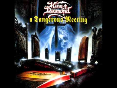 A Dangerous Meeting - King Diamond e Mercyful Fate.