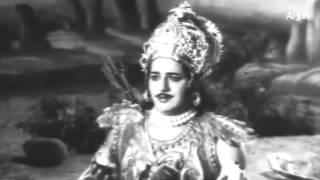 Sri Krishnavataram   Sri Krishna Geethopadesam to Arjuna   NTR, RamaKrishna