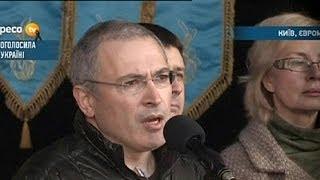 Khodorkovski dénonce une complicité de Poutine avec l