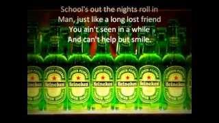 Kenny Chesney - Summertime (Lyrics)
