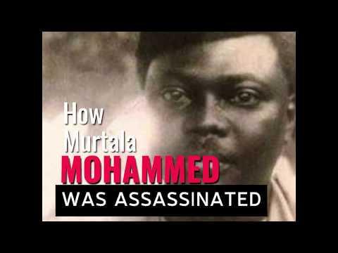 Late Murtala Mohammed, How He Was Assassinated on February 13, 1976 | Pulse TV