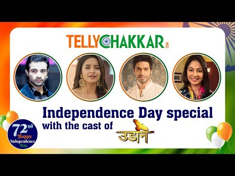 Cast of Udaan show their patriotic vibe | Independence Day Special | Exclusive | TellyChakkar