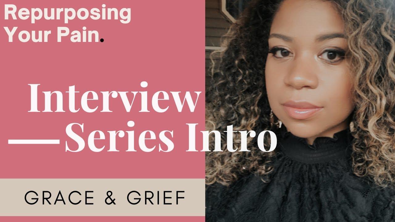 Interview Series Intro : Repurposing Your Pain
