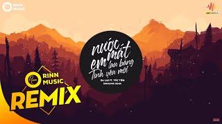 Nước Mắt Em Lau Bằng Tình Yêu Mới (DinhLong Remix) - Da LAB ft. Tóc Tiên | Nhạc Trẻ Remix Hay Nhất