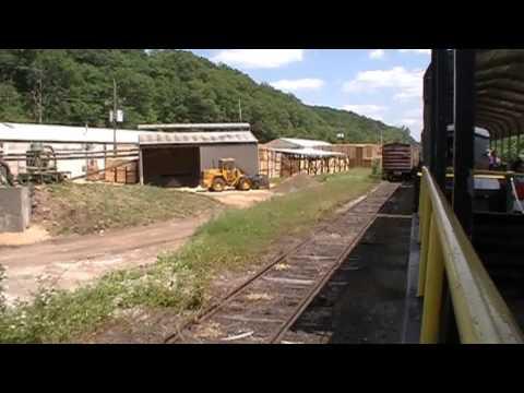 Hocking Valley Scenic Railway (Train Ride), 05-31-2014 #2