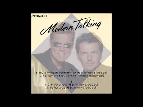 Modern Talking - Promo '98 (Alternative mixes I)