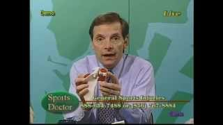 05/19/2004  Sports Doctor with Paul Marchetto on General Sports Injuries