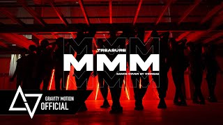 TREASURE - '음 (MMM)' Dance Cover by COINBAE From Thailand #MMM_DanceCoverContest