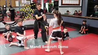 Martial Arts Builds Confident Kids