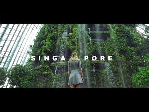 Holidays in Singapore 4K | Vilius & Erika