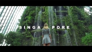 Holidays in Singapore 4K | Vilius & Erika