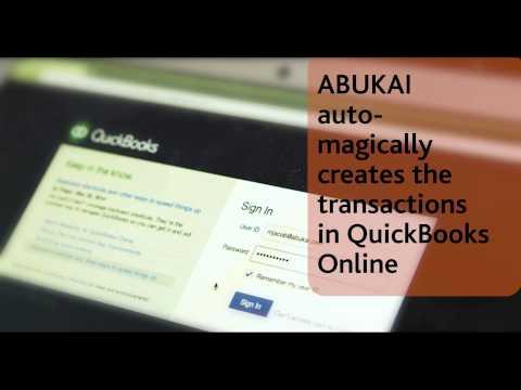 ABUKAI and QuickBooks Online