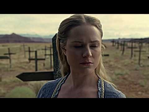 WestWorld : Paint it, black - Ciara (The Rolling Stones cover + Lyrics) HBO western sci-fi drama HD