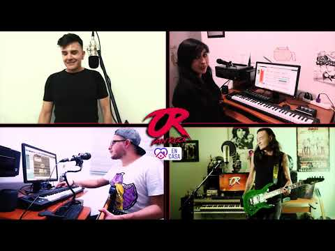 OR Van Rock – Deseo, (Home Session) #encasa – RAFO.rocks Mx