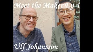 Meet the Maker Ep4 Ulf Johansson Bowmaker with Thomas Yee, Violinist